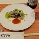 はとのす荘 レストラン - 料理写真:2005年6月夕食