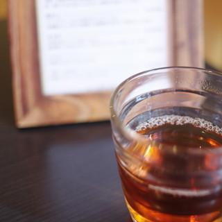 三日月氷菓店 - ドリンク写真:茶(ちや)