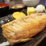 大磯 - 塩サバ焼き定食