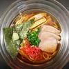 牧之原静鉄レストラン - 料理写真:冷たい朝ラー