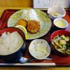 とんかつレストランボギー - 料理写真:ヒレカツ定食
