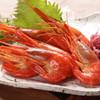 ろばた大助 - 料理写真:濃厚な味の北海縞海老(ホッカイシマエビ)