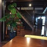 cafe ことだま - 《2015年6月》1階の様子