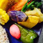 ぬふ・いち - 鎌倉野菜のスープカリー