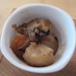 レジュベ - きのことジャガイモ煮