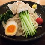 会津屋 - 豚しゃぶ冷麺:780円/2015年6月