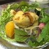 ロータス・フラワーズ・ワン - 料理写真:低温熟成させた百合根のポワレ、ブールブランソースで、、