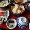 うどん茶屋北斗 - 料理写真:たらば蟹雑炊天麩羅御膳