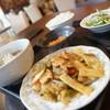 厨華房 曼田林 - 料理写真:日替わりマンダリンランチ