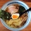 まる政 - 料理写真:ワンタン麺750円