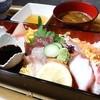 魚もん屋 - 料理写真:2015年3月 ちらし寿司セット