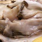 越野 - 岩牡蠣