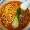 担々麺のおみせ - 料理写真:辛葱坦々麺(¥680税込み)一番辛いらしい