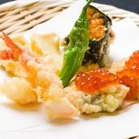熱々!サクサク!天ぷらは揚げたてをご提供っ!