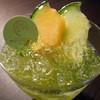 プチ・フルール - 料理写真:メロンゼリー