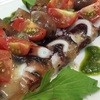 カンヴァス・ダ・ディエゴ - 料理写真:佐島産真蛸のモザイコ風テリーヌ