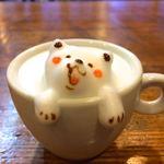カフェ チョコッティー - Sサイズふわもこアートドリンク(非売品)