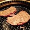 ワンカルビプラス - 料理写真:上ロースステーキ(焼)