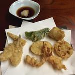天ぷら懐石 いせ - 上天婦羅定食