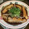 豊龍 - 料理写真:「中華そば(小)」+「焼き飯(小)」1200円の中華そば
