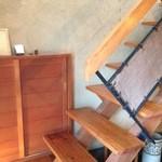 へっつい - 店内の階段