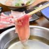 しゃぶしゃぶ紺 - 料理写真:沖縄の鶏・豚・牛をお楽しみいただけます