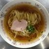 上越木田食堂 - 料理写真:食堂の定番 中華そば。