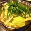 一級 - 料理写真:もつ鍋