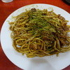 ふきや - 料理写真:焼きソバ550円。