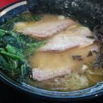 とらきち家 - チャーシュー麺