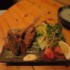 あんたい屋 - 料理写真:イワシの竜田揚げ