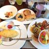 インターコンチネンタルホテル大阪 クラブラウンジ - 料理写真:モーニング  充実!和食取る余裕なかった!