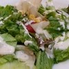 トムテ - 料理写真:サラダ 量が多い♪ 2015.6