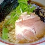 イツワ製麺所食堂 - らーめん