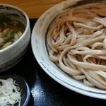 武蔵野うどん 一彩 - 肉汁うどん 中盛り