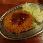 鉄板酒場アケボノヤ - 牛肉コロッケ:145円