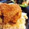 とんかつ政ちゃん - 料理写真:特製かつ丼