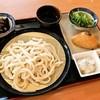 讃岐製麺 - 料理写真:ざるうどんとおかずいろいろ