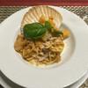 アンティカ トラットリア ダ レオ - 料理写真:北海道産生ウニと帆立のトマトクリームスパゲッティ ¥2,480