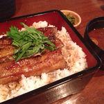 たちじゅう園 - 太刀魚の蒲焼き
