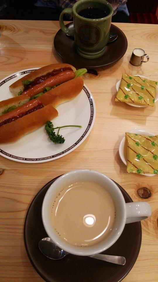 コメダ珈琲店 ゆめタウン廿日市店