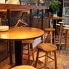 Lucaバル - 内観写真:丸テーブル♪
