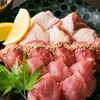 銀座 ぼくじん - 料理写真:極上肉3点盛り合わせ