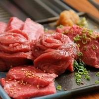 ■sai菜おすすめ赤身盛り合わせ