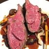 クラウド ナイン - 料理写真:蝦夷鹿 背肉のロースト