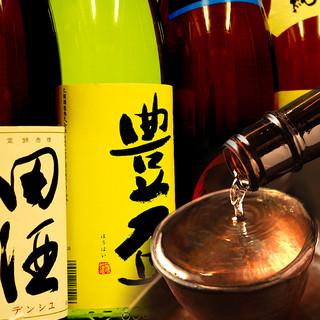 こだわりの青森地酒【無料でテイスティング出来ます♪】