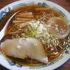 うの食堂 - 料理写真:ラーメン(並)¥600。