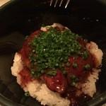 39485418 - フォアグラ丼(1800円)