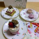 39489570 - サロン・ド・テ・アルション 法善寺本店(Alcyon)