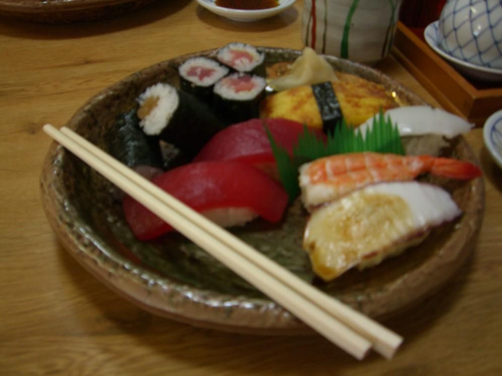 山梨屋寿司店